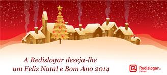 Ecard Boas Festas - Redislogar