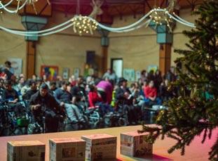 Festa de Natal da Fundação LIGA