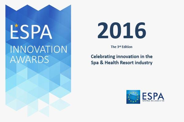 Espa Innovation Awards 2016