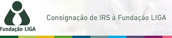 Consignação de IRS à Fundação LIGA