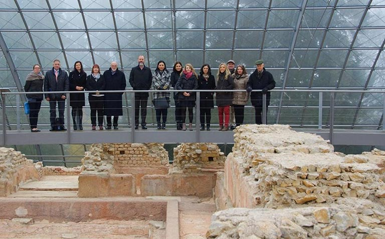 First annual conference of the Roman Thermal