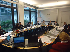 ESPA Managing Board and Board Meeting